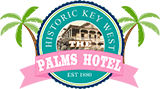 The Palms Hotel, Key West | Historical Hotel Key West, FL Logo
